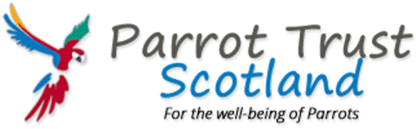Parrot Trust Scotland Logo